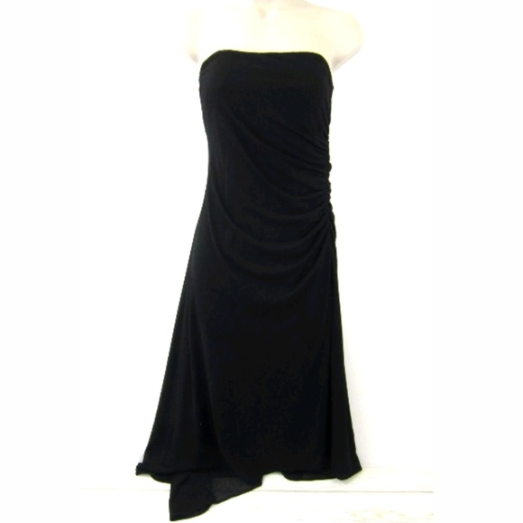 fb32de82707d Laundry Shelli Segal Womens Dress Black Size 8